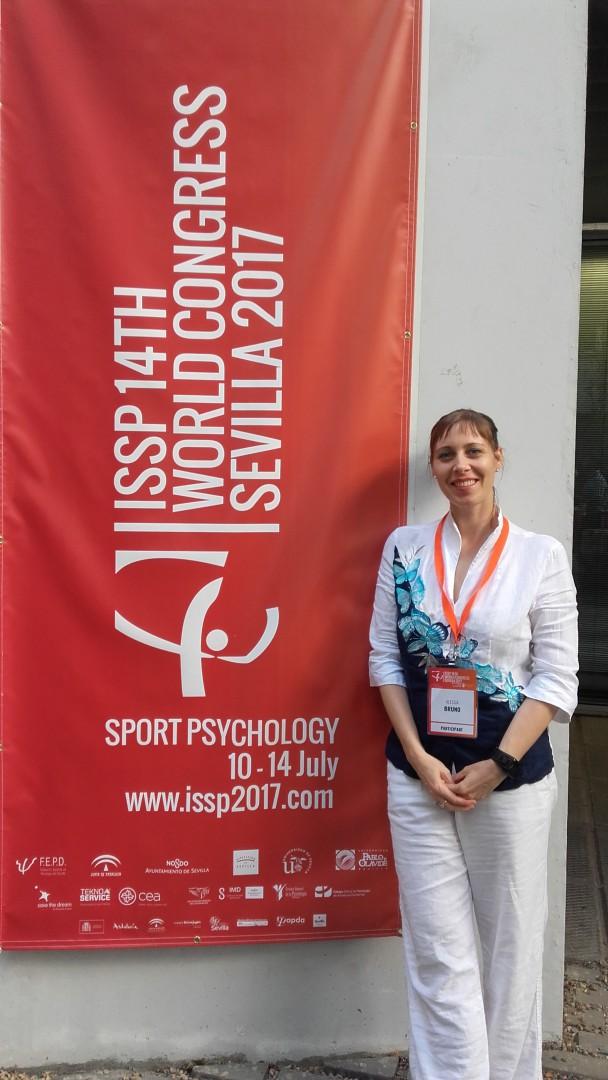 Partecipazione al Congresso Mondiale dello Sport